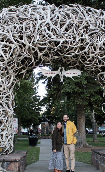 Our Honeymoon, Part One: Jackson Hole