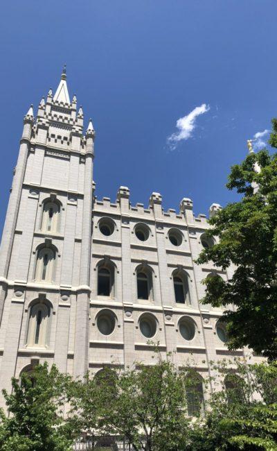Our Honeymoon, Part Four: Salt Lake City