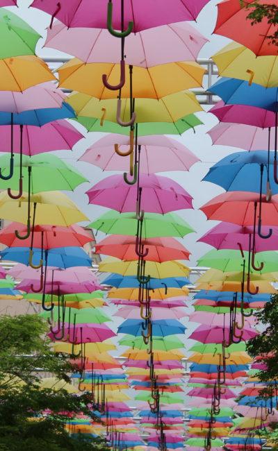 Umbrella Sky Project