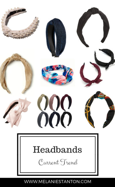 Headbands – Current Trend
