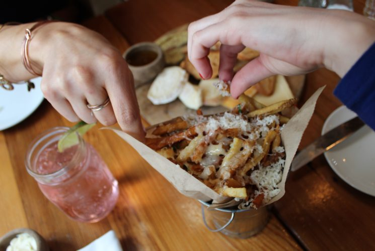 Terrain Truffle Fries
